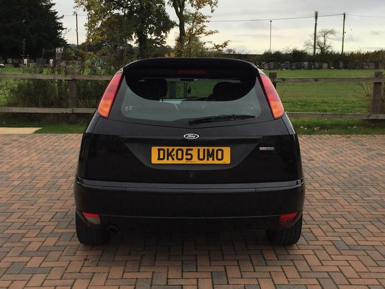 Re Shed Of The Week Ford Focus St170 Page 1 General Gassing