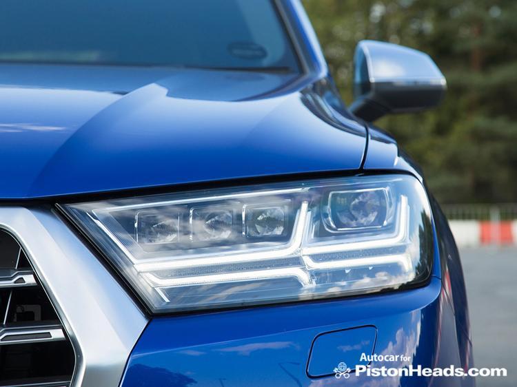 Audi SQ7: UK Review | PistonHeads