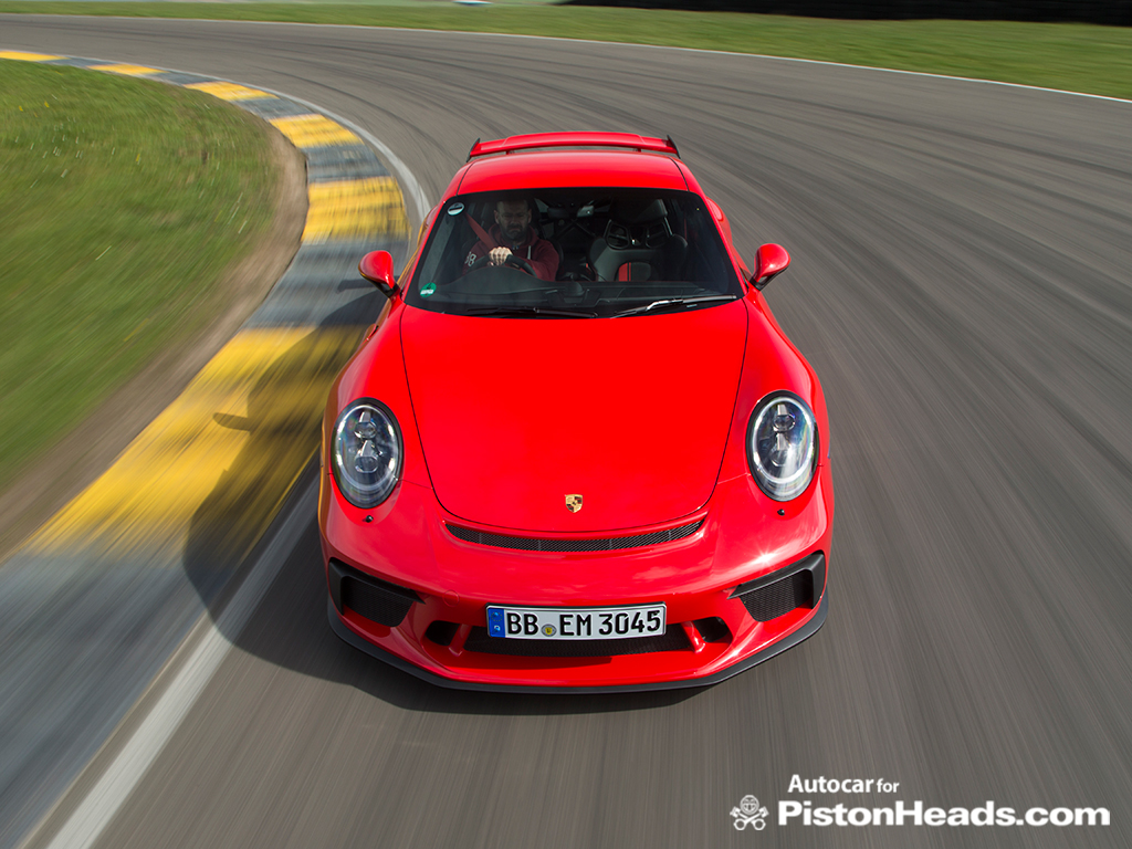 Porsche 911 gt3 rs review 2017 autocar - Slightly Different Still Very Much A Gt3 Though