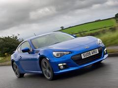 This is a BRZ, in case you hadn't guessed