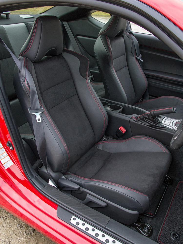 Toyota GT86/Subaru BRZ Buying Guide: Interior | PistonHeads