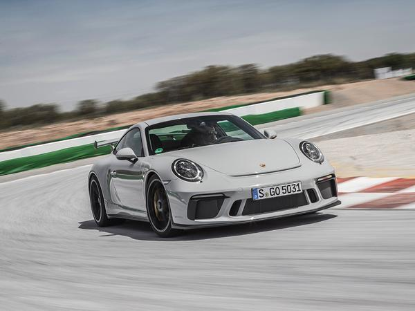 Porsche 911 Gt3 S N 252 Rburgring Lap Time Lops 12 Seconds