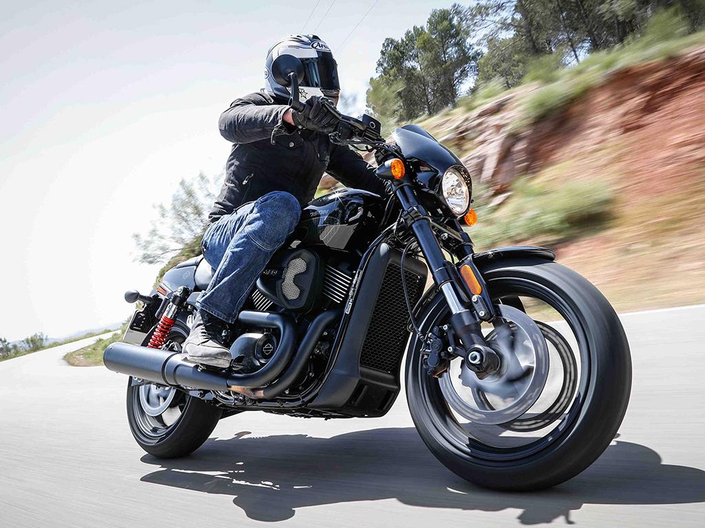 Harley Davidson Street Rod Wallpaper