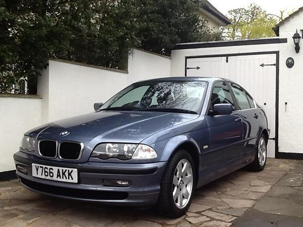 shed of the week bmw 325i e46 pistonheads. Black Bedroom Furniture Sets. Home Design Ideas