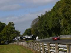 Oulton Park the perfect setting