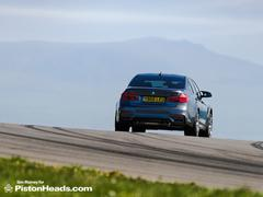 M3 shines on circuit, appropriately enough