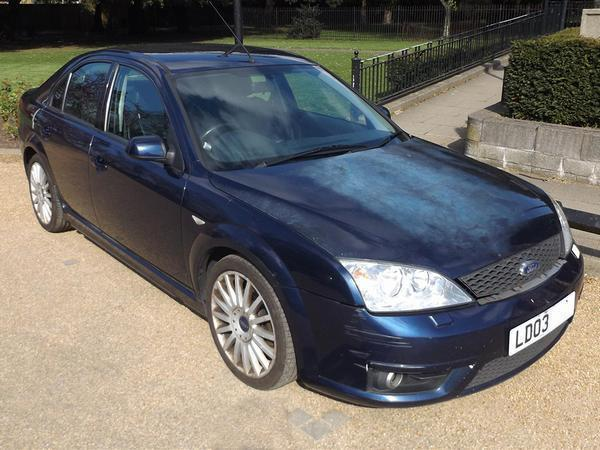 Re Shed Of The Week Ford Mondeo St220 Page 1 General Gassing