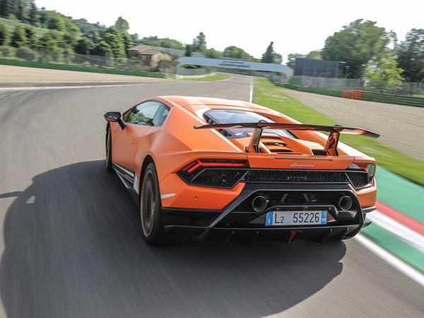 Lamborghini Huracan Performante Video Review Pistonheads