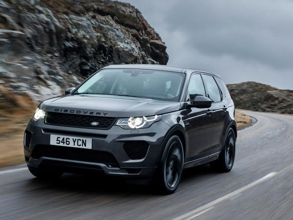 Land Rover Introduces New Engines For 2018 Evoque And Disco Sport