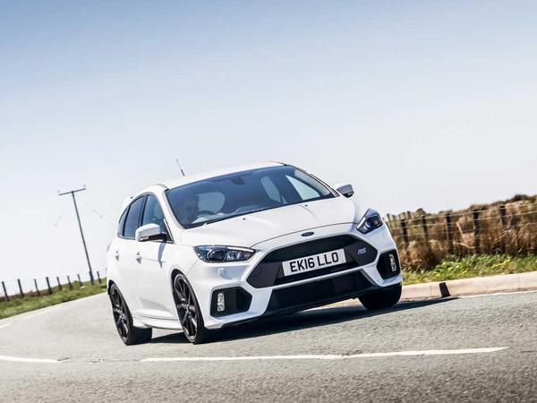 Pistonheads Launched Pack Rs Focus Ford Option