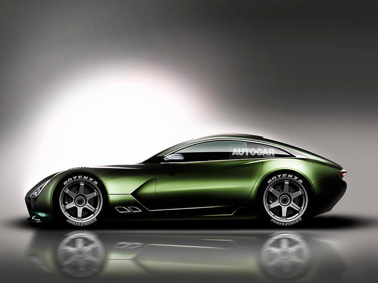TVR's 320kmph supercar to debut at Goodwood