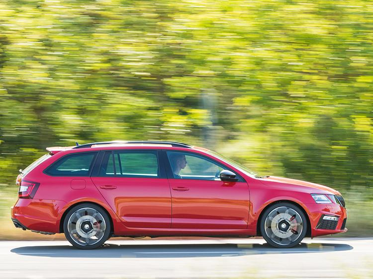 Re Skoda Octavia Vrs 245 Review Page 1 General Gassing