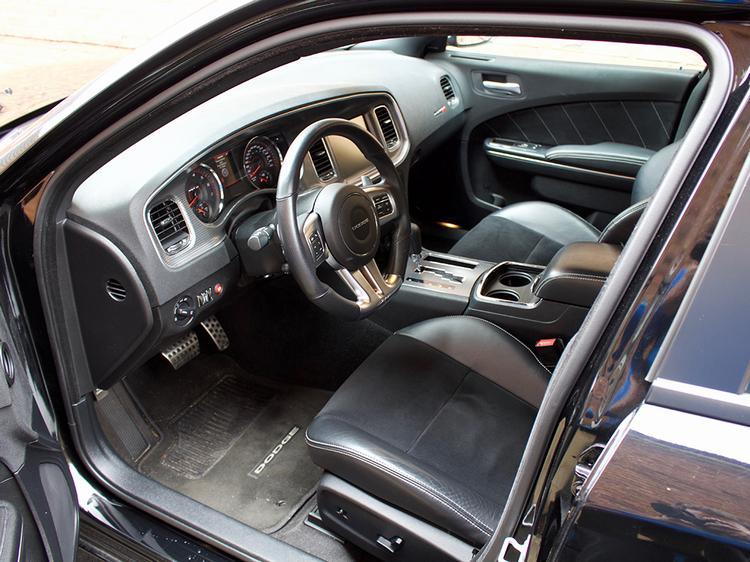 Dodge Charger Srt8 Ph Carpool Pistonheads