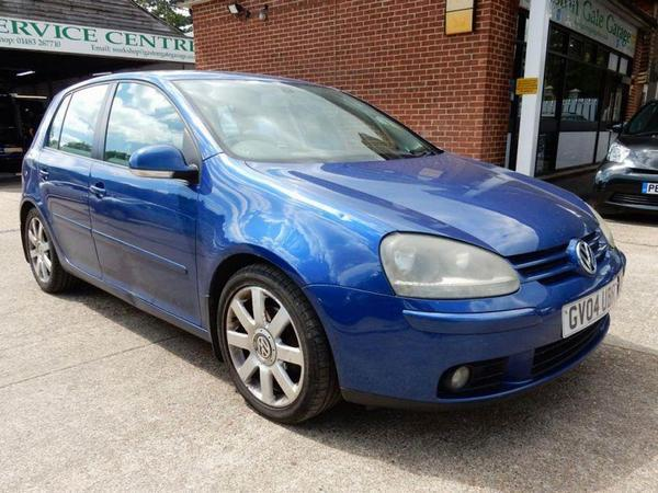 RE: Shed Of The Week: VW Golf Mk5 - Page 1 - General Gassing