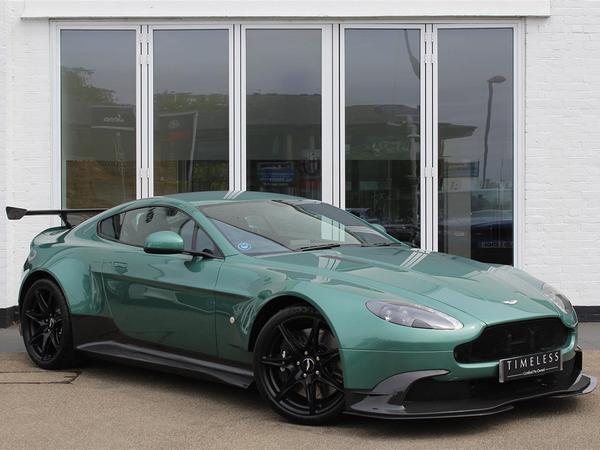 re: aston martin vantage gt8: spotted - page 1 - general gassing