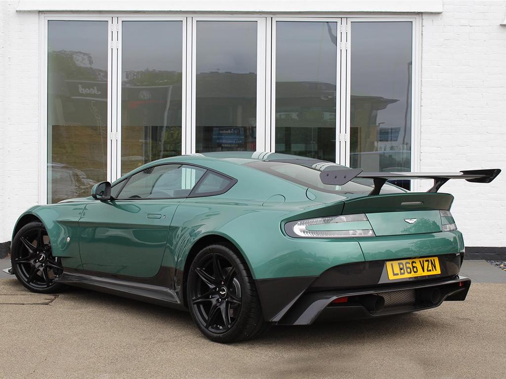 Aston Martin Vantage Gt8 Spotted Pistonheads
