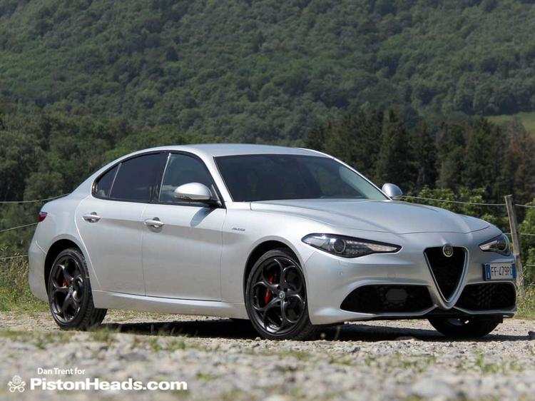 alfa romeo giulia veloce driven pistonheads. Black Bedroom Furniture Sets. Home Design Ideas