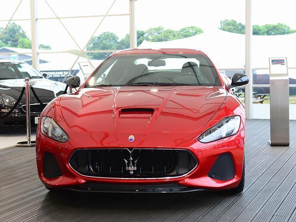 Maserati GranTurismo Convertible revealed