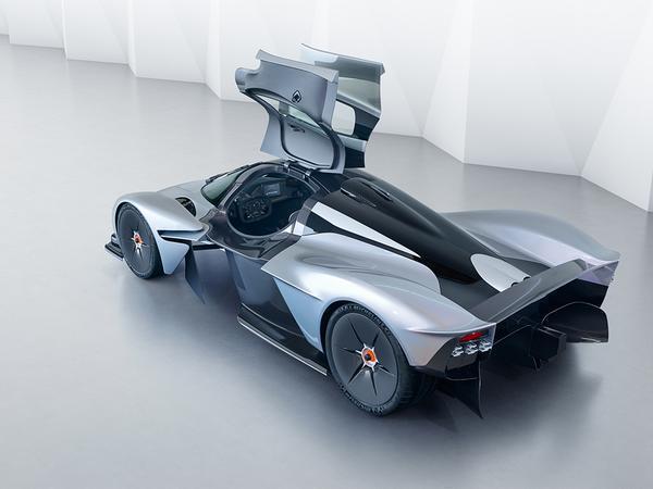 Aston Martin Valkyrie Design Secrets Revealed Pistonheads