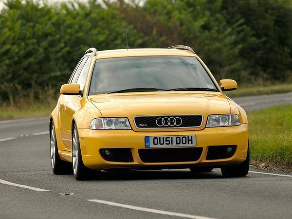 Audi RS B Market Watch PistonHeads - Audi rs4