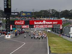 Honda owns the track; Yamaha owned the race