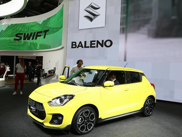 New Suzuki Swift Sport makes global debut