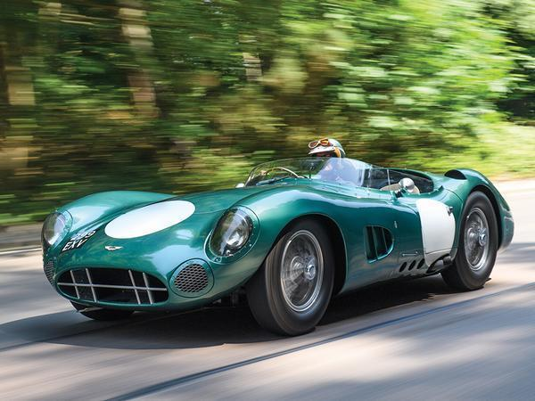 Most expensive British vehicle  ever sold goes for $22.5 million