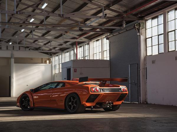Lamborghini Diablo Gtr Pic Of The Week Pistonheads