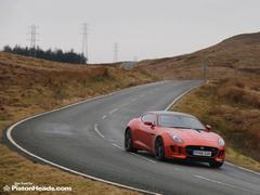 Dan has previous with F-Types and Wales...