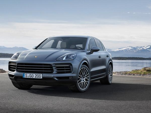 All New Porsche Cayenne Revealed Pistonheads