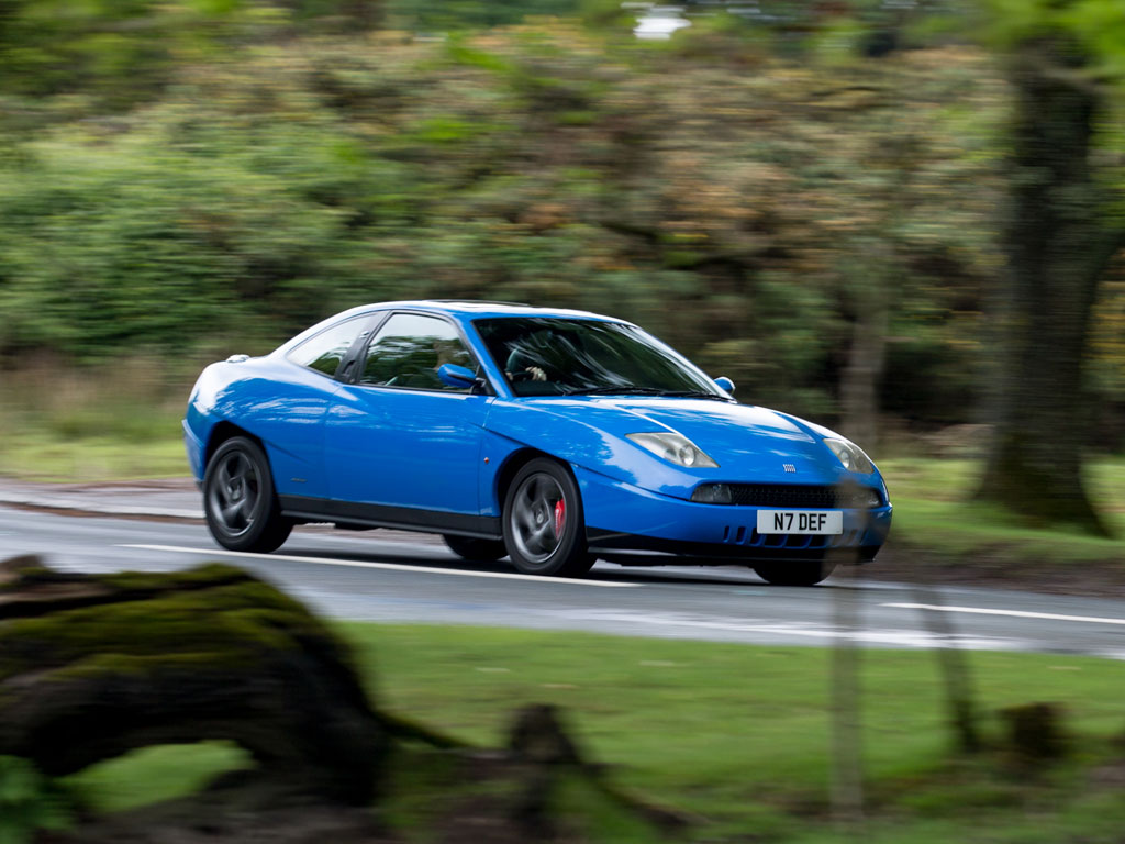 220hp ensures the Turbos still feel quick