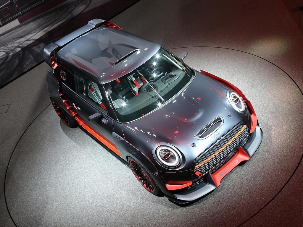 Mini Jcw Gp Concept Frankfurt 2017 Pistonheads