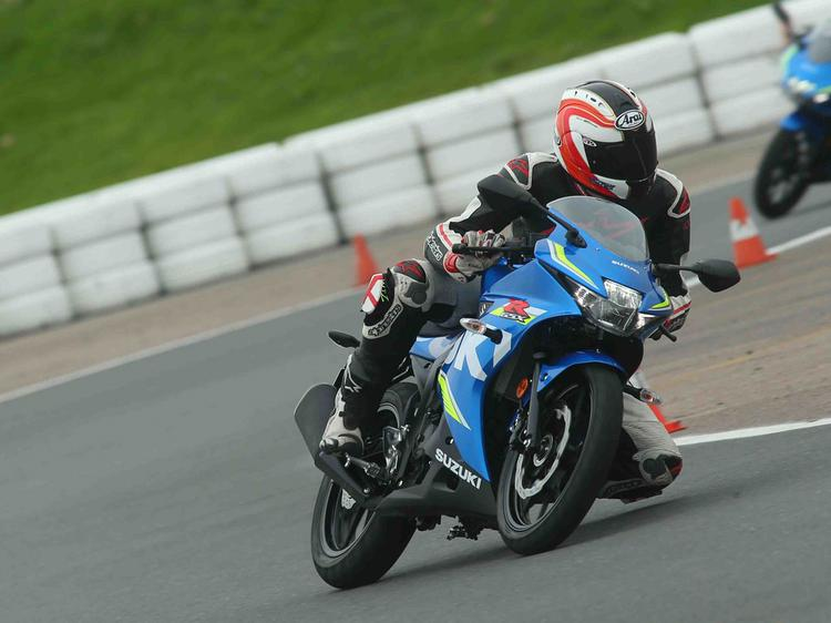RE: Suzuki GSX-R125 and GSX-S125: PH2 Review - Page 1