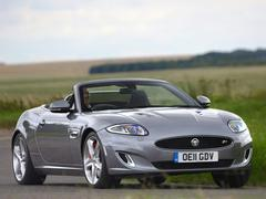 Don't forget about the XK Convertible too!