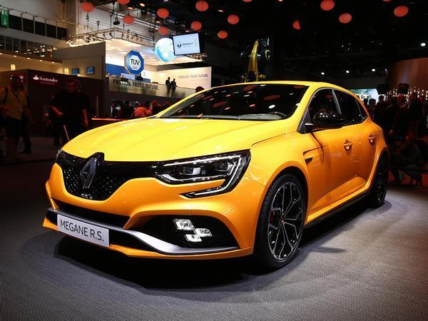 The New Renault Megane RS Is Here With 276bhp And Four-Wheel Steering