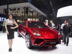 If even Lamborghini are at SUVs then where next?