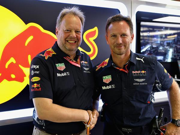 Aston Martin Red Bull Racing will join the F1 grid in 2018