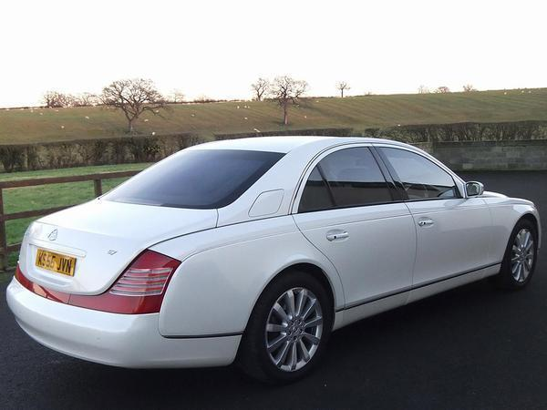 Maybach 57: Spotted | PistonHeads