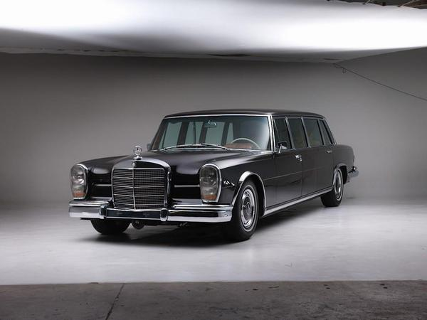 mercedes benz 600 pullman spotted tribute pistonheads. Black Bedroom Furniture Sets. Home Design Ideas