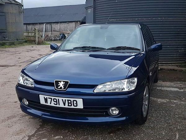 Shed Of The Week: Peugeot 306 GTI-6