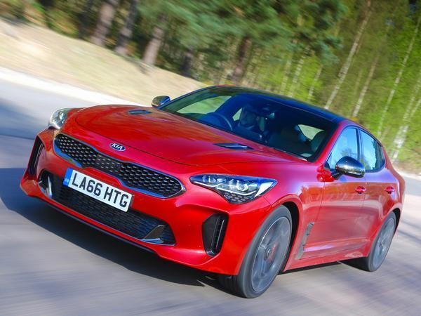 Kia Stinger GT: prices and specs revealed