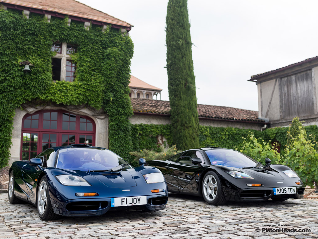 McLaren F1 Owners Tour 2017: PH Photo Gallery | PistonHeads