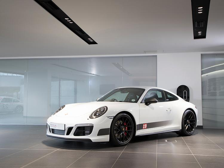 Porsche Unveils 911 British Legends Edition Pistonheads