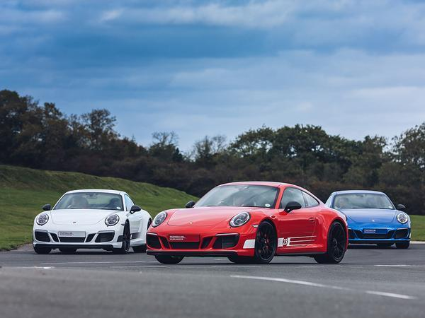 Say Hello To The Porsche 911 GTS British Legends Editions""