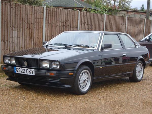 re: maserati biturbo: you know you want to - page 1 - general