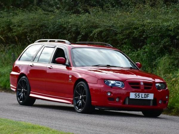 supercharged mg zt t reader 39 s car of the week pistonheads. Black Bedroom Furniture Sets. Home Design Ideas