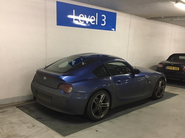 Bmw Z4 3 0si Ph Carpool Pistonheads