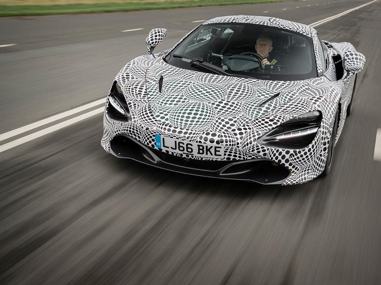 McLaren Is About to Introduce Its Wildest Road Car Ever