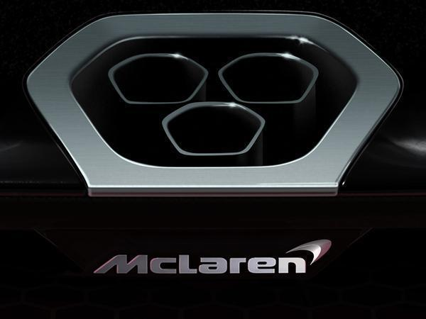 Yet another new McLaren Ultimate Series hypercar is coming