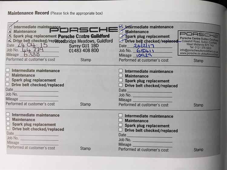 Porsche Cayman S Spotted